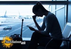 عوارض ناشی از پرواز با هواپیما