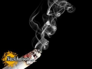 ابتلا به بیماری های مهلک با دود سیگار