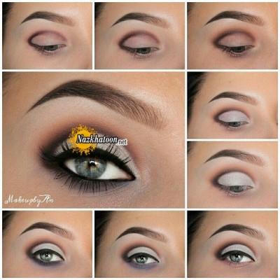 آرایش چشم – مدل 137
