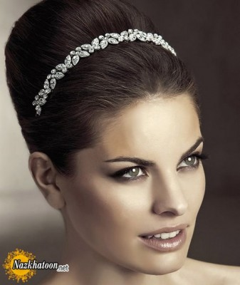 مدل تاج عروس – 26