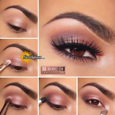 آرایش چشم – مدل 139