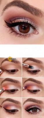 آرایش چشم – مدل 140