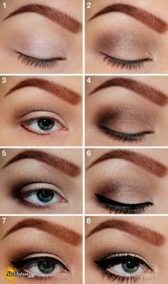 آرایش چشم – مدل ۱۴۵
