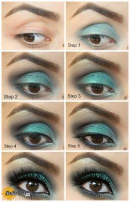 آرایش چشم – مدل ۱۴۶