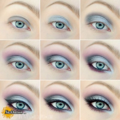 Beautiful-Makeup-Tutorial-for-Blue-Eyes