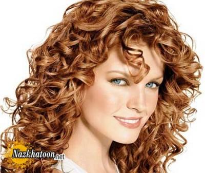 نگهداری از انواع موهای فر