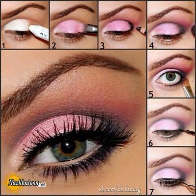 آرایش چشم – مدل ۱۵۱