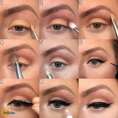 آرایش چشم – مدل ۱۴۸