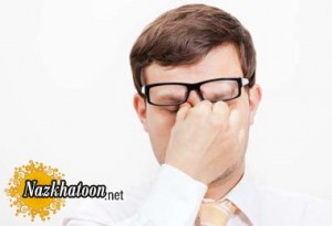 آسیب به چشمها با عادات خطرناک