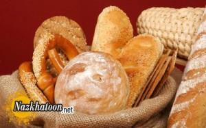نگهداری نان در یخچال یا فریزر؟