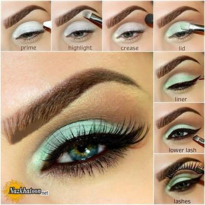 آرایش چشم – مدل 142