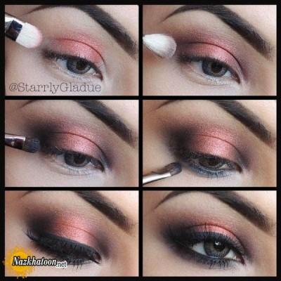آرایش چشم – ۱۶۶