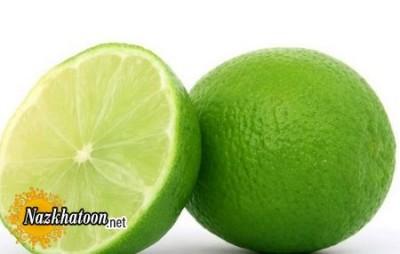 خاصیت جادویی لیمو ترش