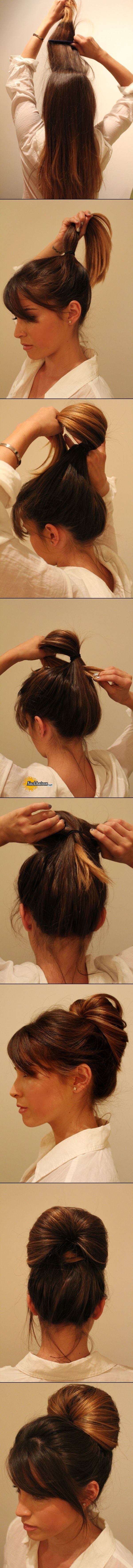 Perfect-and-Super-Easy-Hairstyle