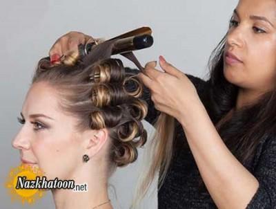 تکنولوژیهای فر کردن موی سر