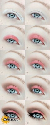 best-eye-makeup-ideas-for-blue-eyes-mango-tone