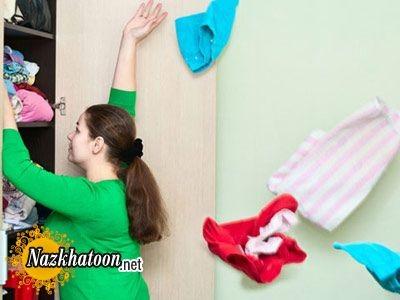 نکات مهم مرتب کردن خانه
