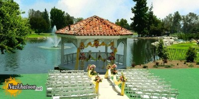 outdoor-spring-wedding-ideas-Outdoor-wedding-ceremony-decor-for-spring