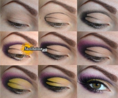 آرایش چشم – ۱۷۲