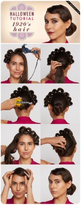 Halloween-Tutorial-1920s-hair