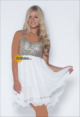 White-Sequin-Dress-Skirt