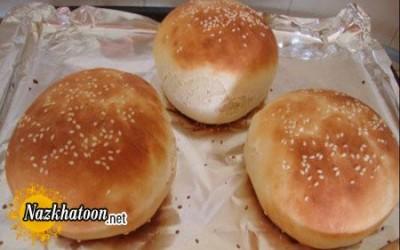 طرز تهیه چند نوع نان معروف