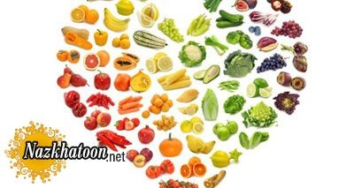 باز شدن عروق با مواد غذایی