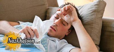 روشهای مبارزه با سرماخوردگی