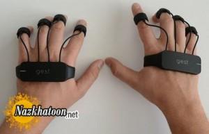 کنترل رایانه به کمک دستکش GEST