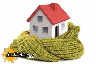 آموزش گرم کردن خانه بدون بخاری