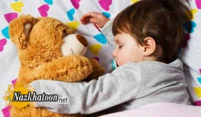 پیشگیری از کابوس دیدن کودکان