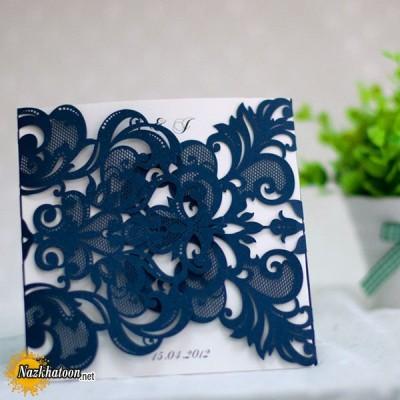 مدل های ساده و شیک کارت عروسی – سری ۶