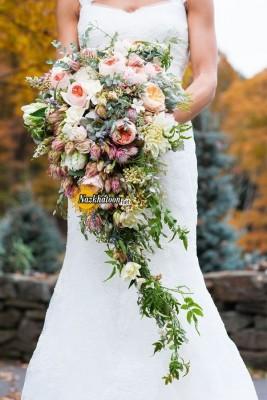 مدل دسته گل عروس – ۲۵