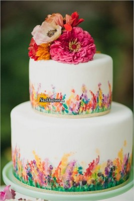 مدل کیک عقد – ۱۵