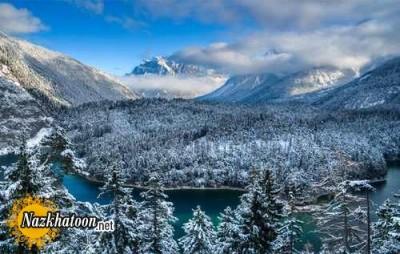 طبیعت بکر دیدنی کشور اتریش