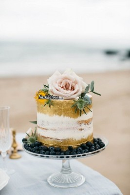مدل کیک عقد – ۱۴