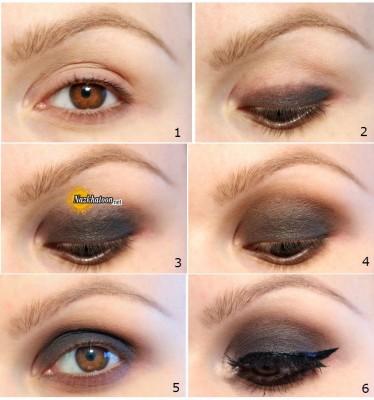 آرایش چشم – ۱۸۳