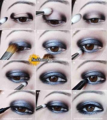 آرایش چشم – ۱۸۹