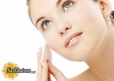 آموزش تهیه پاک کننده آرایش خانگی