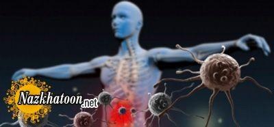 تقویت سیستم ایمنی بدن با خوراکی