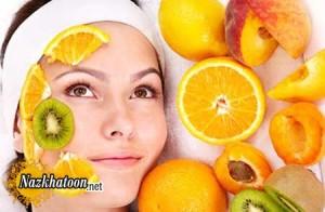 بهبود وضعیت پوست تا عید