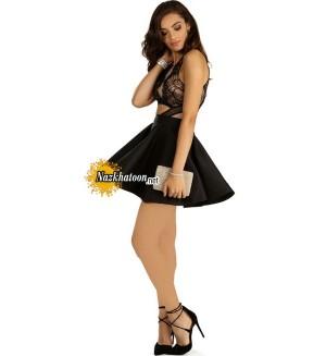 مدل لباس مجلسی کوتاه – ۱۰۷