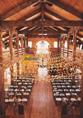 دکور مراسم عروسی – ۱۶