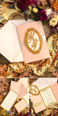 مدل های ساده و شیک کارت عروسی – سری ۷
