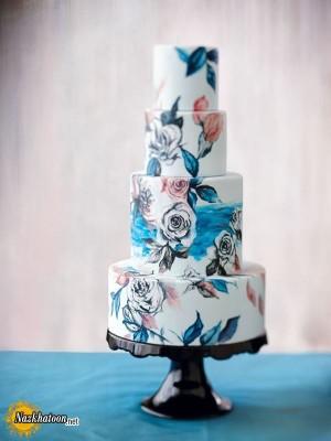 مدل کیک عقد – ۱۷