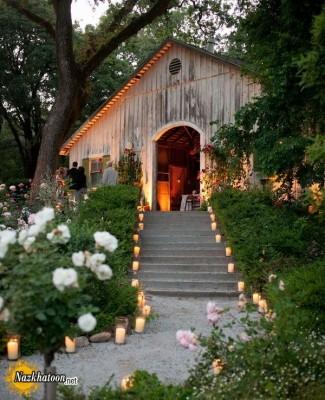 دکور مراسم عروسی – ۱۳