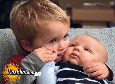 دلیل حسادت فرزند اول به فرزند دوم