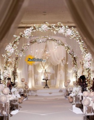 gorgeous-indoor-wedding-aisle-decor-ideas