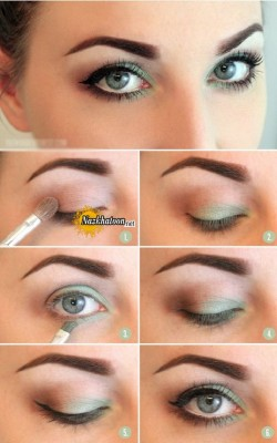 green-shadow-hooded-eyes