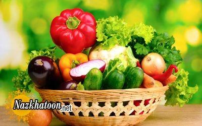 مصرف سبزیجات برای سیستم ایمنی قوی